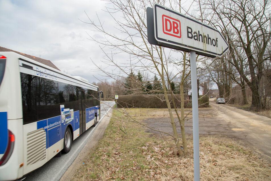 Zwischen Kamenz/Königsbrück und Dresden verkehrt nach mehr als zehn Jahren künftig die DB Regio.