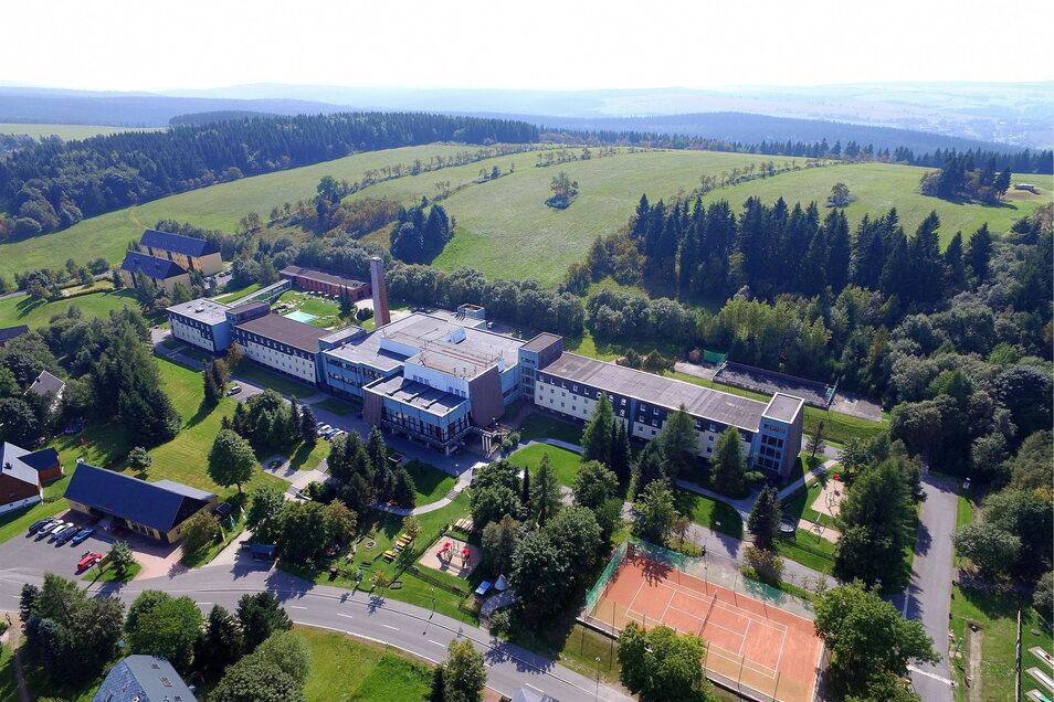 Hier im Ahorn Waldhotel im Altenberger Ortsteil Schellerhau gibt es für die Beschäftigten bis Oktober eine Impfprämie.