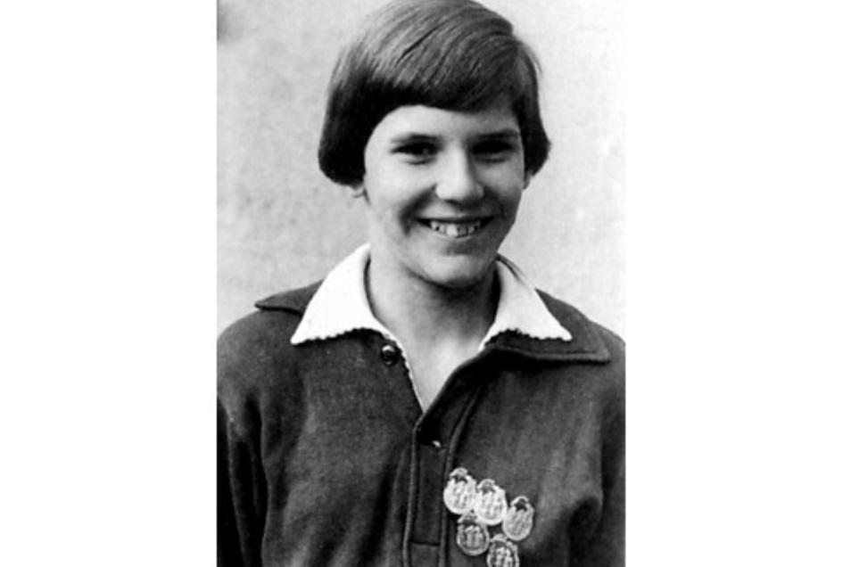 Helga Voigt, Kind der Betreiberfamilie und DDR-Spitzensportlerin, kam bei dem Feuer ums Leben.