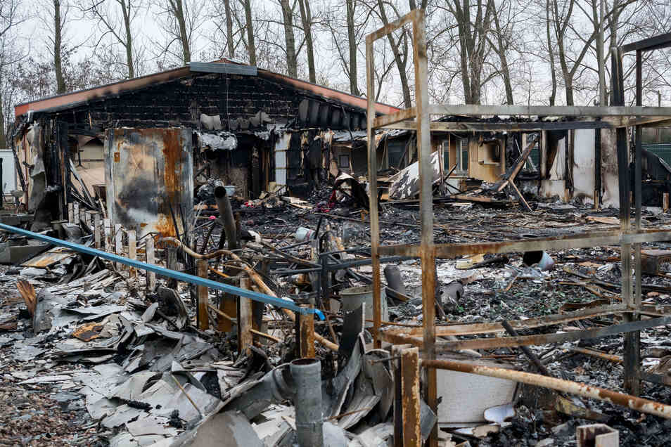 Das Vereinshaus vom SV Motor Sörnewitz wurde am 24. Februar 2017 durch ein Feuer fast vollständig  zerstört. Mit vereinten Kräften ist es wieder aufgebaut worden und soll jetzt mit einem Eröffnungsfest eingeweiht werden.