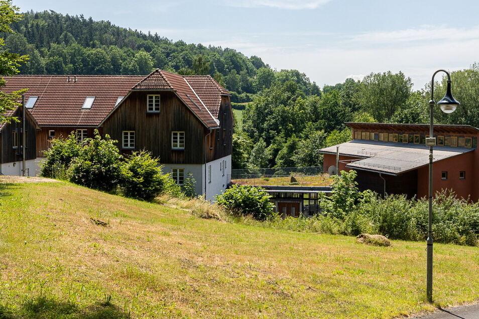 Die Lage ist idyllisch, doch das allein reichte nicht, hier bei Langenhennersdorf eine Freie Schule zu gründen.