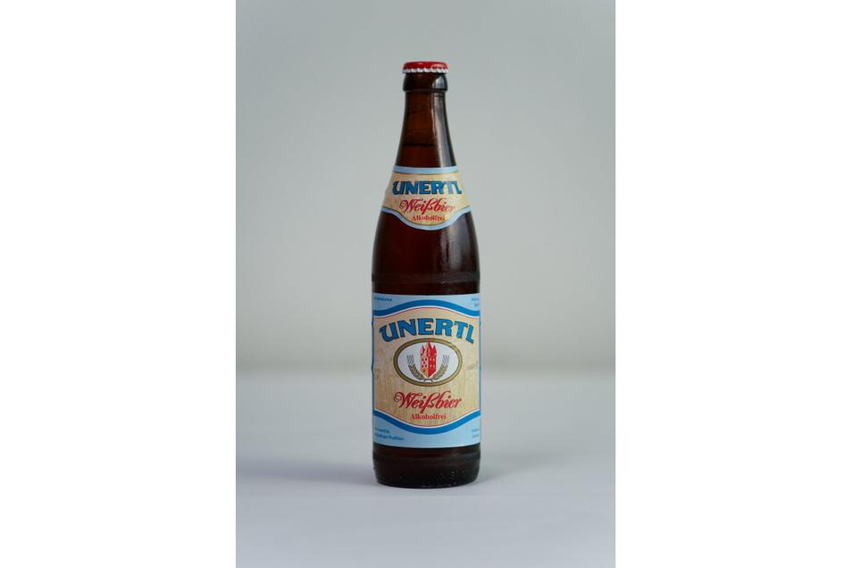 Marke: Unertl; Braustil: Weißbier; Alkoholgehalt: k. A.; Kaloriengehalt: 21 kcal/100 ml; Zucker: 3,5 g je 100 ml; Preis (0,5 l): 1,08 Euro