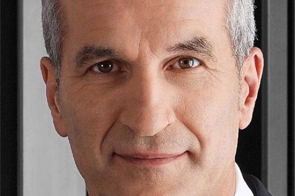Albrecht Reimold (56), ist seit Februar 2016 Produktionsvorstand bei Porsche.