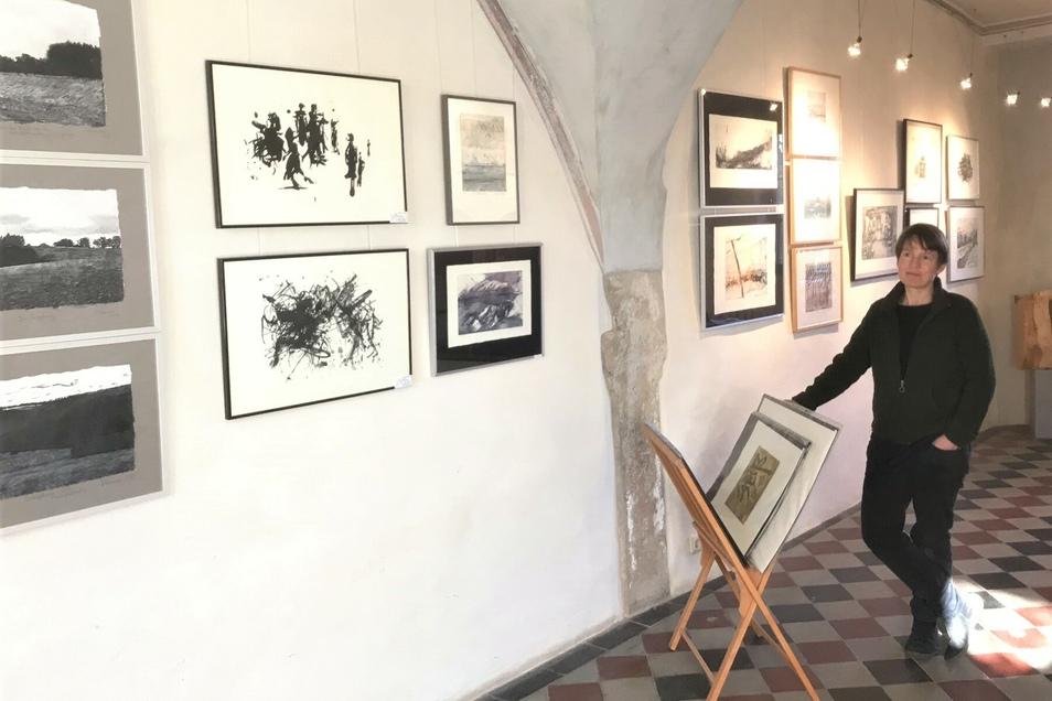 Kunst darf nicht aussterben - Sylvia Fenk sorgt dafür, dass ihr Aufmerksamkeit gebührt.