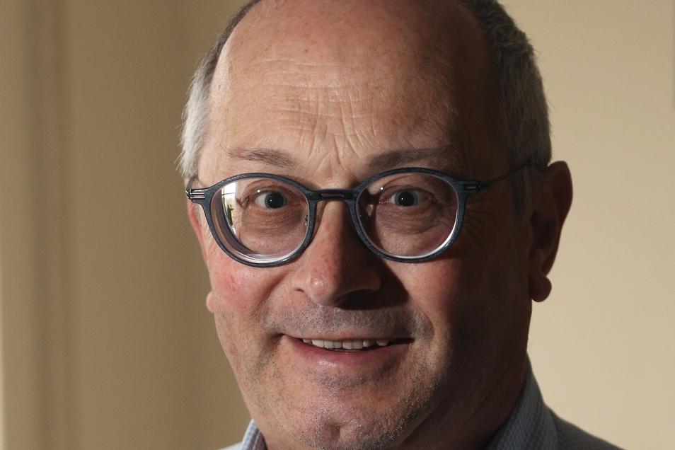 Joachim Wittenbecher leitet jetzt die Stadtratsfraktion der AfD in Riesa.