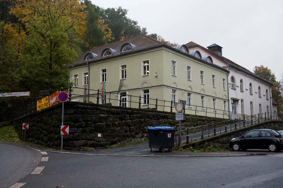 Das Hanno in der Hohen Straße in Pirna soll verkauft werden.