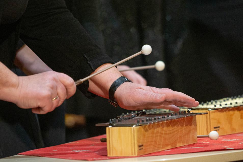 Den Ton zu treffen, obliegt nicht nur den Musikschülern. Auch die Instrumente müssen mitspielen.