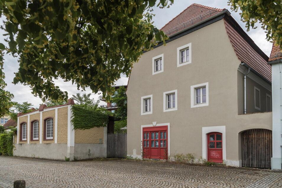 Ist verkauft: Die Niederlagstraße 7 a in Riesa samt Grundstück kommt in neue Hände.