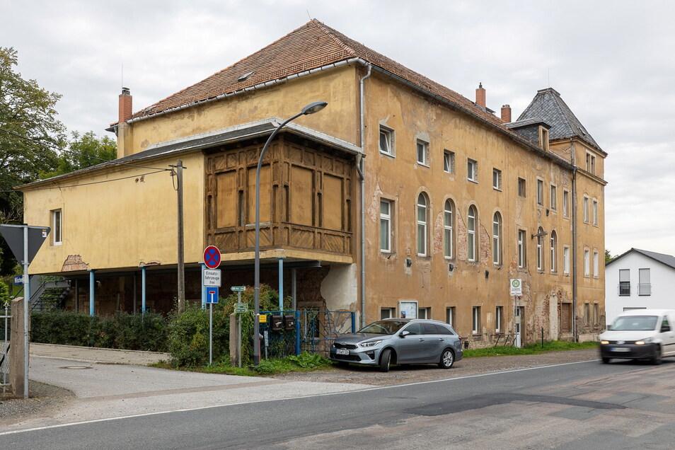 Kreischa möchte in den Gasthof Lungkwitz investieren.