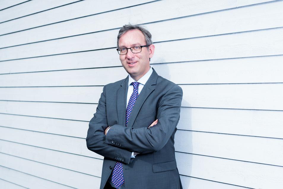 Roland Löffler ist seit 2017 Direktor der sächsischen Landeszentrale für politische Bildung.
