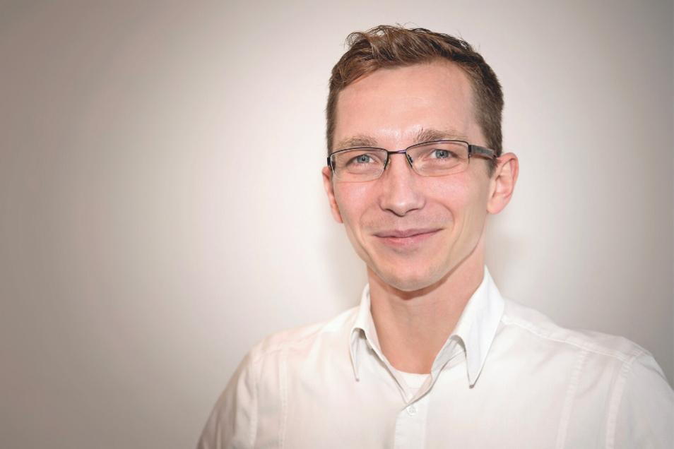 Kay Münster - Teamleiter der Mietshaus- und WEG-Verwaltung