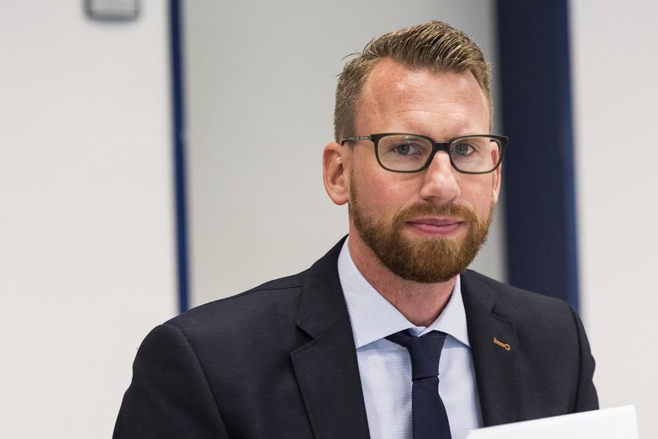 Christian Quirling, 46 Jahre, aus München ist Professor an der Hochschule für angewandtes Management.