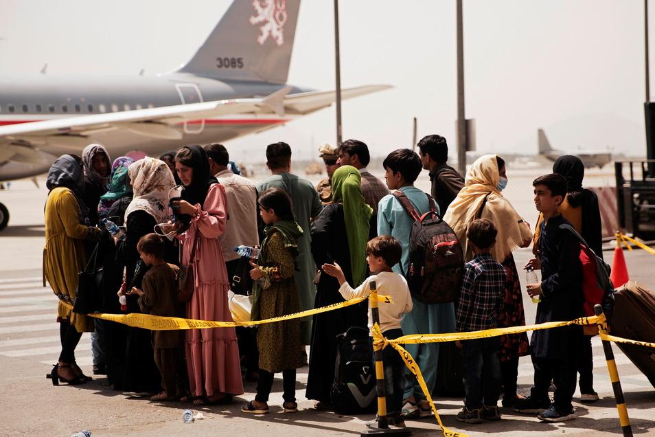 Sächsische Wohlfahrtsverbände fordern die Aufnahme von Menschen aus Afghanistan.