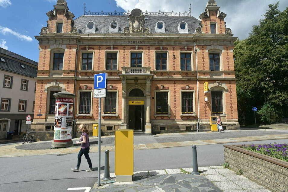 Die ehemalige Zittauer Hauptpost