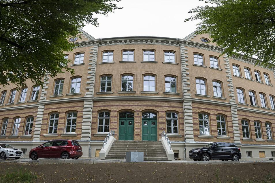 Der Sitz des Neuen Medizinischen Labors Ostsachsen.