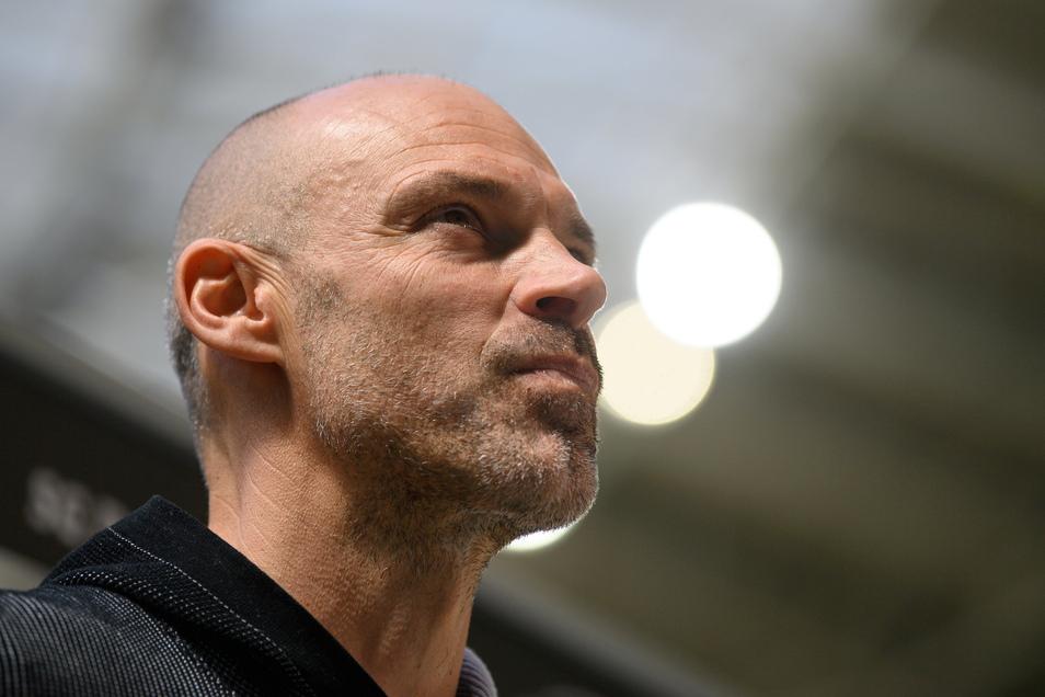 Alexander Schmidt kennt die Konstellationen, darüber spekulieren will Dynamos Trainer nicht.