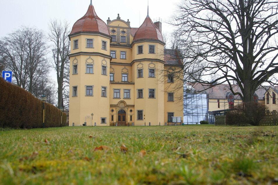 Schlosshotel Althörnitz.