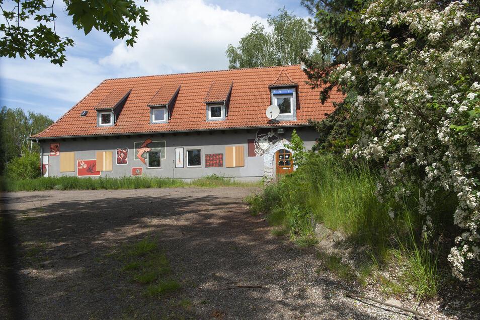 Einst stand auf dem Grundstück das Conny-Wessmann-Haus. 2019 wurde es abgerissen.