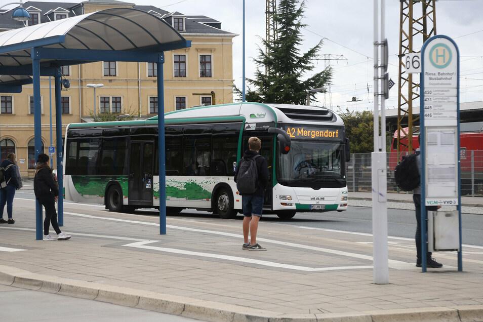 Der Busverkehr bei der VGM wird kommende Woche nicht vom Warnstreik betroffen sein, zu dem die Gewerkschaft Verdi aufgerufen hat.