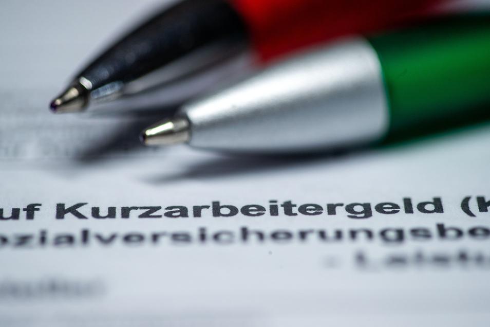 Bis November 2020 wurde für über 47.000 Mittelsachsen von rund 4.300 Betrieben aus dem Landkreis Kurzarbeit angezeigt.