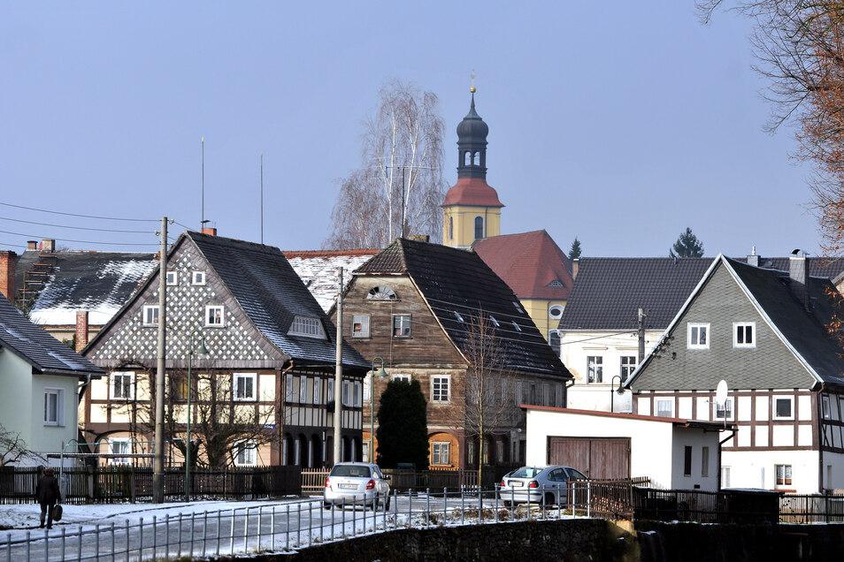 Die Gemeinde Großschönau ist der dritt beliebteste Ort in der Oberlausitz - zumindest bei Ausländern.
