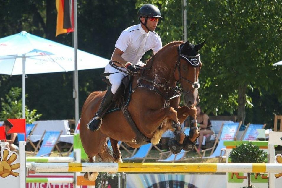 Sieger bei den Männern: Philipp Schober
