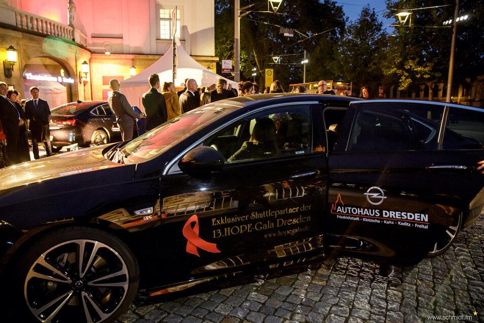 Nicht nur der Service stimmt: auch bei jeder Menge erstklassiger Veranstaltungen ist das Autohaus Dresden für seine Kunden da.