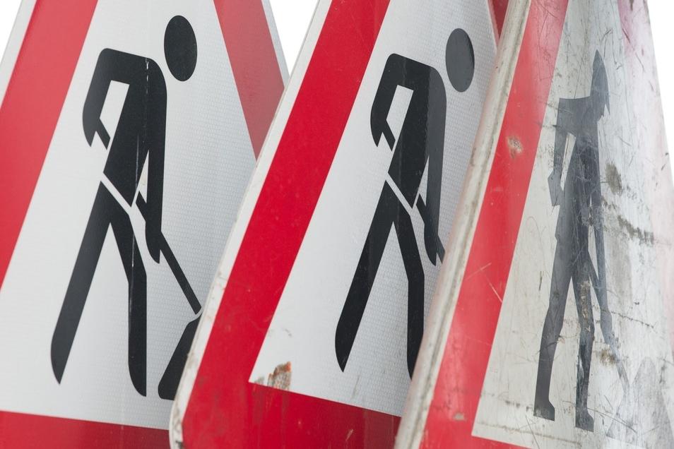 Die Baustelle in der Kurt-Schlosser-Straße soll noch bis zum 22. Juni bestehen bleiben.