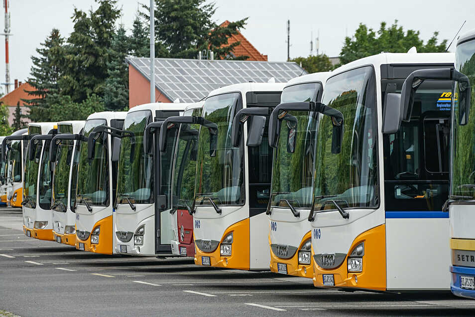 Mit Beginn des neuen Schuljahres gibt es Änderungen bei mehreren Buslinien im Landkreis Bautzen.