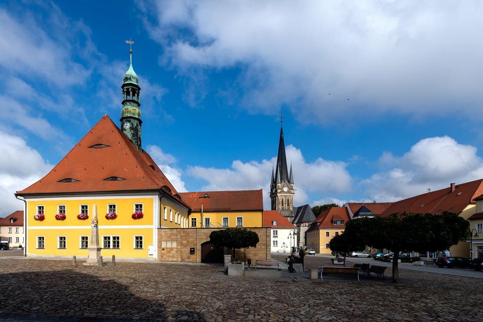 Das sächsische Neustadt entwickelt sich zum Corona-Hotspot im Landkreis SOE.