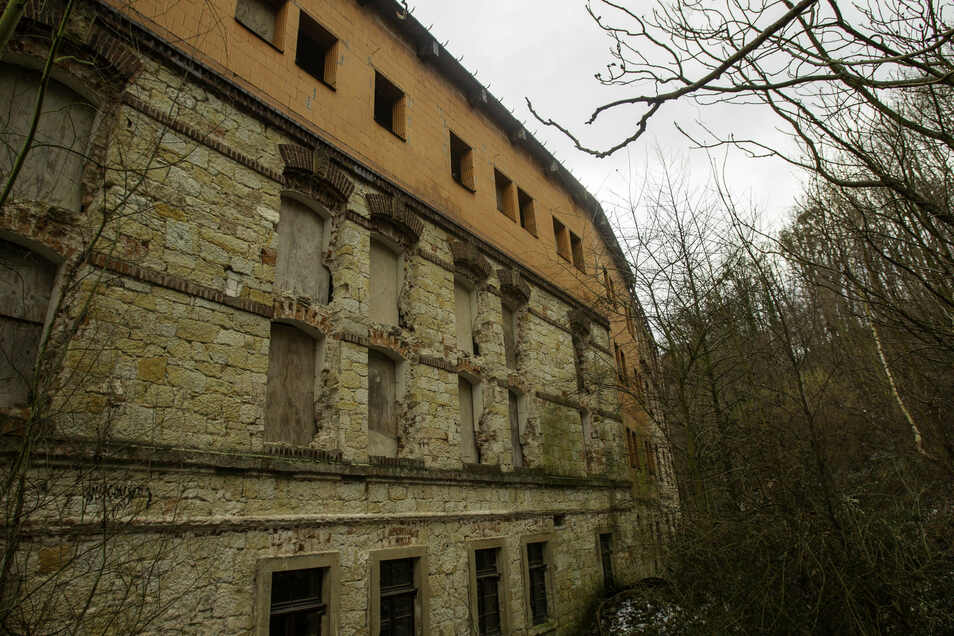 Immer wieder gibt es Ärger auf dem Gelände des ehemaligen Linoleumwerkes Likolit in Kohlmühle.
