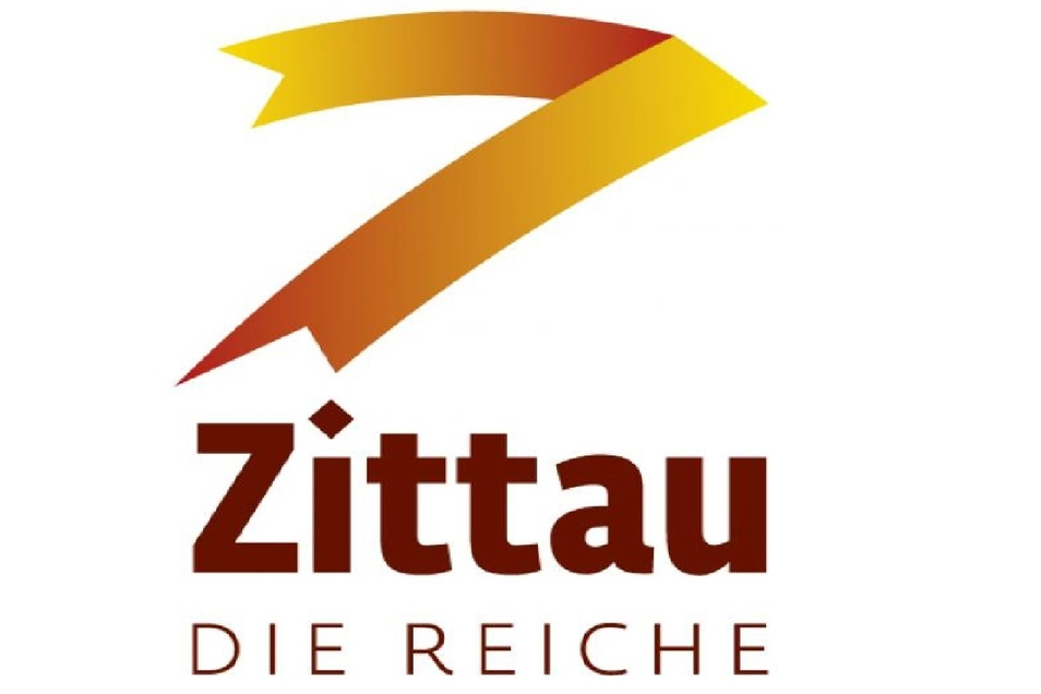 Das seit 2013 gültige Zittau-Logo.