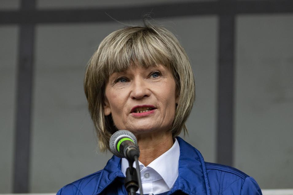 Oberbürgermeisterin Barbara Ludwig (SPD)