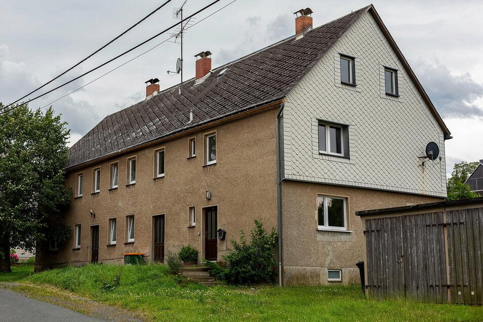 Die Stadt Dippoldiswalde will das Haus Ammelsdorf 47 verkaufen.