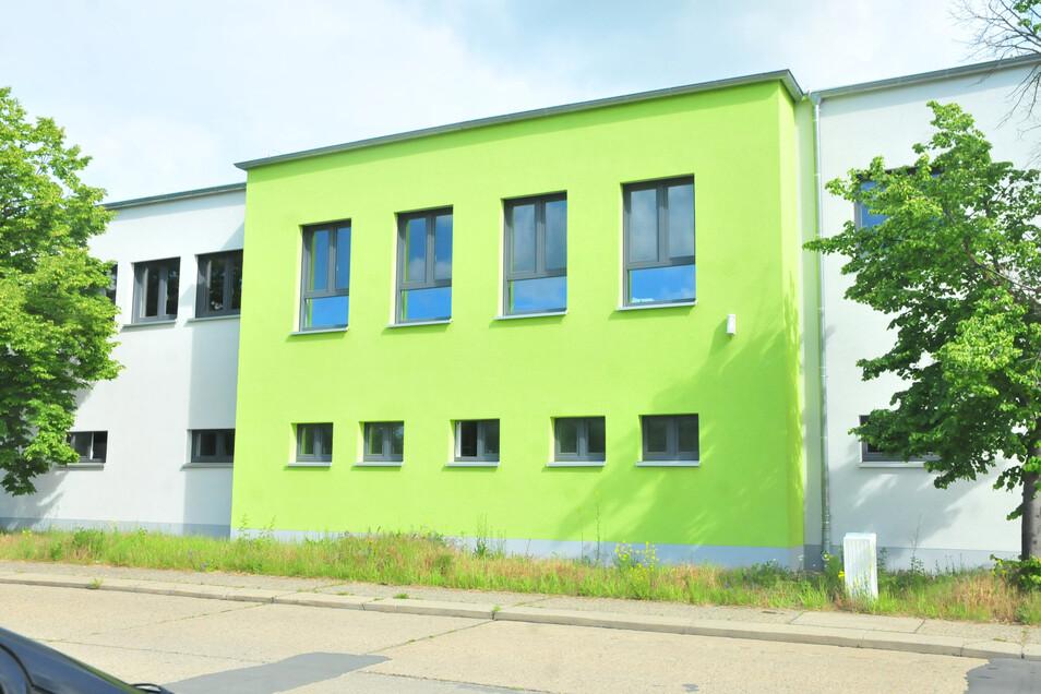 Der Stadtbauhof Großenhain - hier eine Außenansicht - erhält weitere Ausrüstung.
