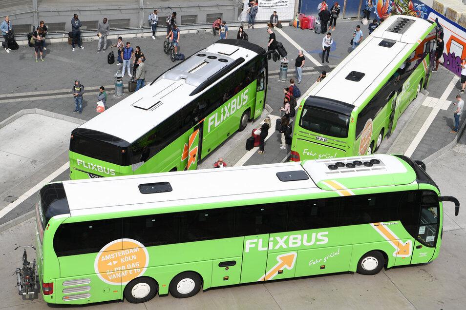 Die Bundesregierung will die Mehrwertsteuer für Fernzüge auf 7 Prozent senken. Flixbus will auf Mehrwertsteuersenkung auch für Fernbusse klagen.