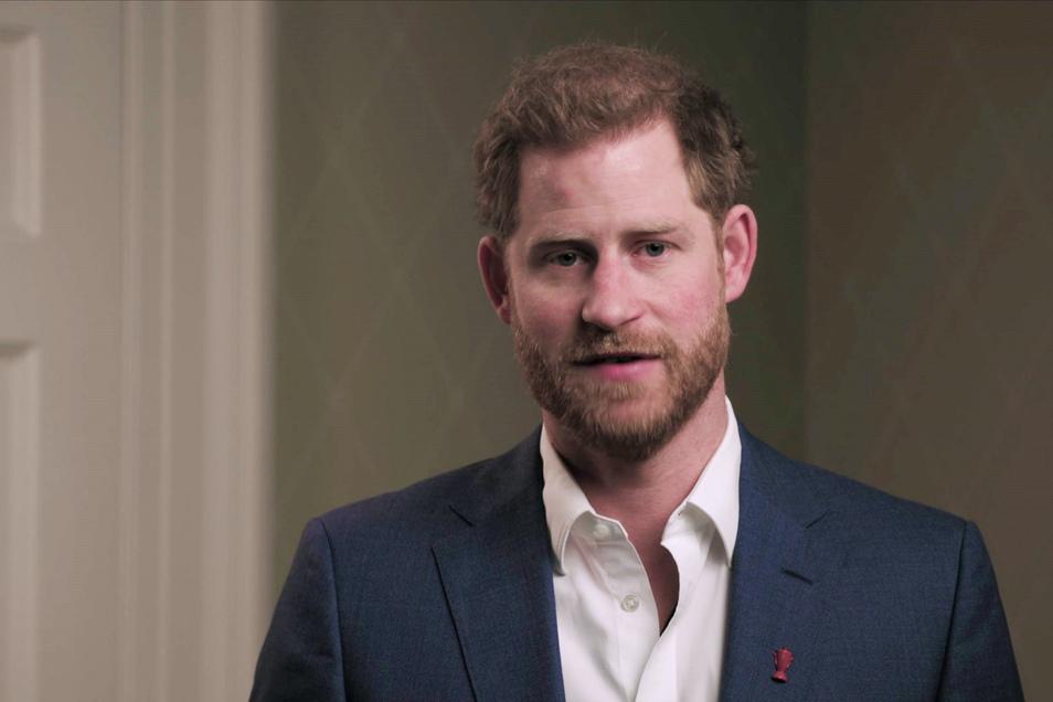 Prinz Harry bereut seine Entscheidung keineswegs.