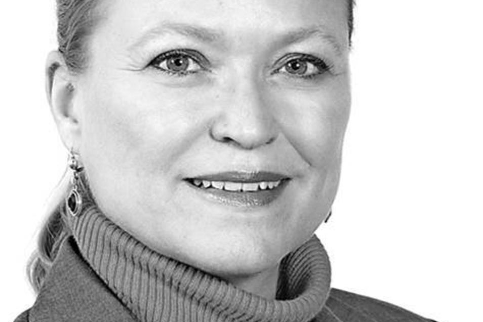 Frau fürs Operative: Bettina Ganghofer