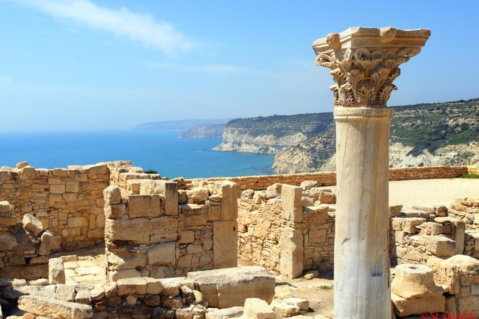 Early Christian Basilica in Kourion