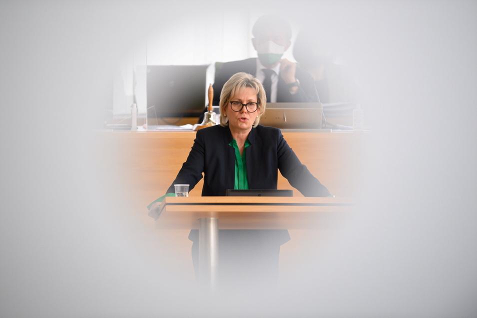 Kulturministerin Barbara Klepsch (CDU) verspricht zusätzliche neun Millionen Euro für Sachsens KUltur- und Tourismusbranche.