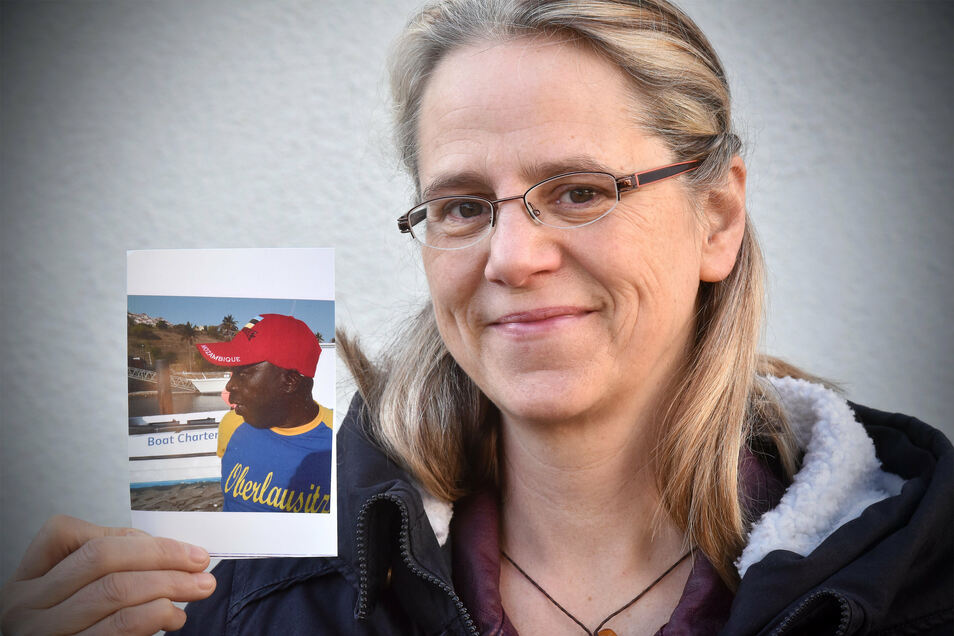 Jana Randig aus Oppach hielt Kontakt zu einem ehemaligen DDR-Vertragsarbeiter und besuchte ihn jetzt in seiner Heimat Mosambik.