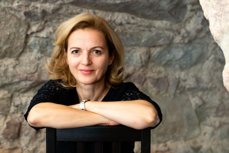 Intendantin Judith Kubitz ist nur noch bis zum Sommer am Sorbischen National-Ensemble in Bautzen.