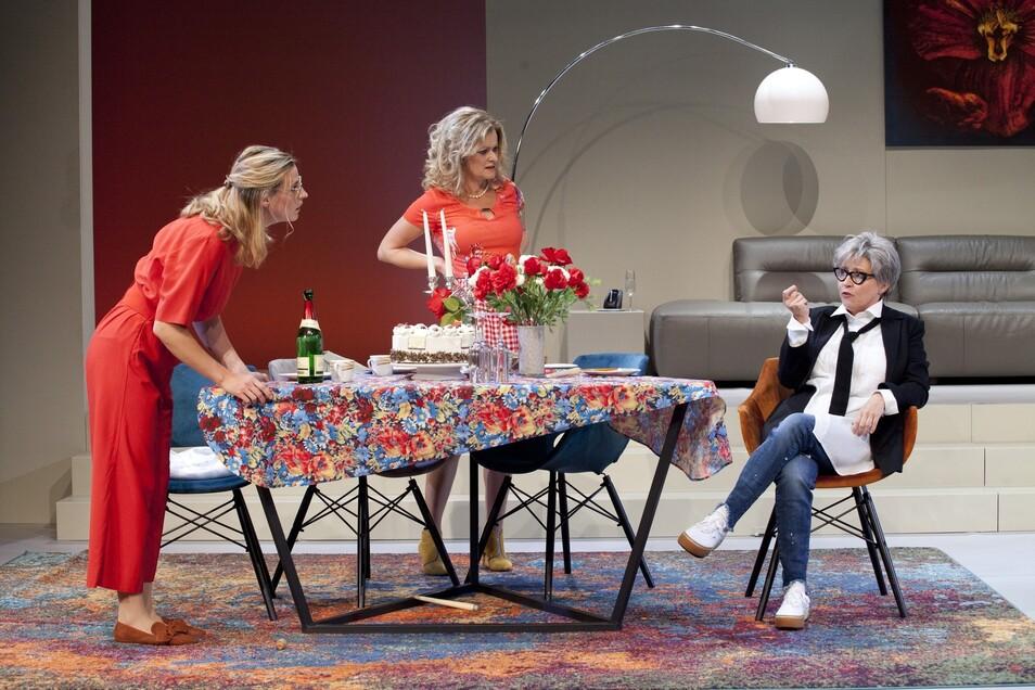 """Das Stück """"Der dressierte Mann"""" hatte am Deutsch-Sorbischen Volkstheater Bautzen Premiere."""