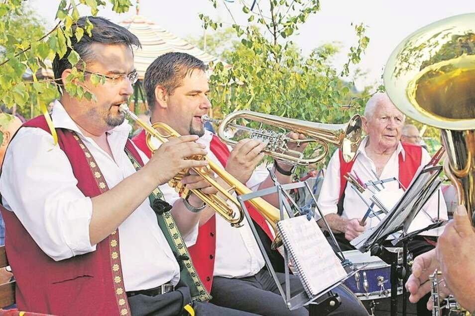 Blasmusik wird auch beim diesjährigen Heimatfest zu hören sein.