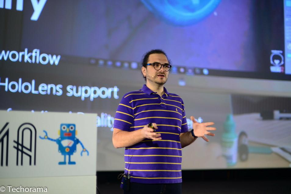 René Schulte beschäftigt sich beruflich mit den digitalen Möglichkeiten technischer Innovationen.