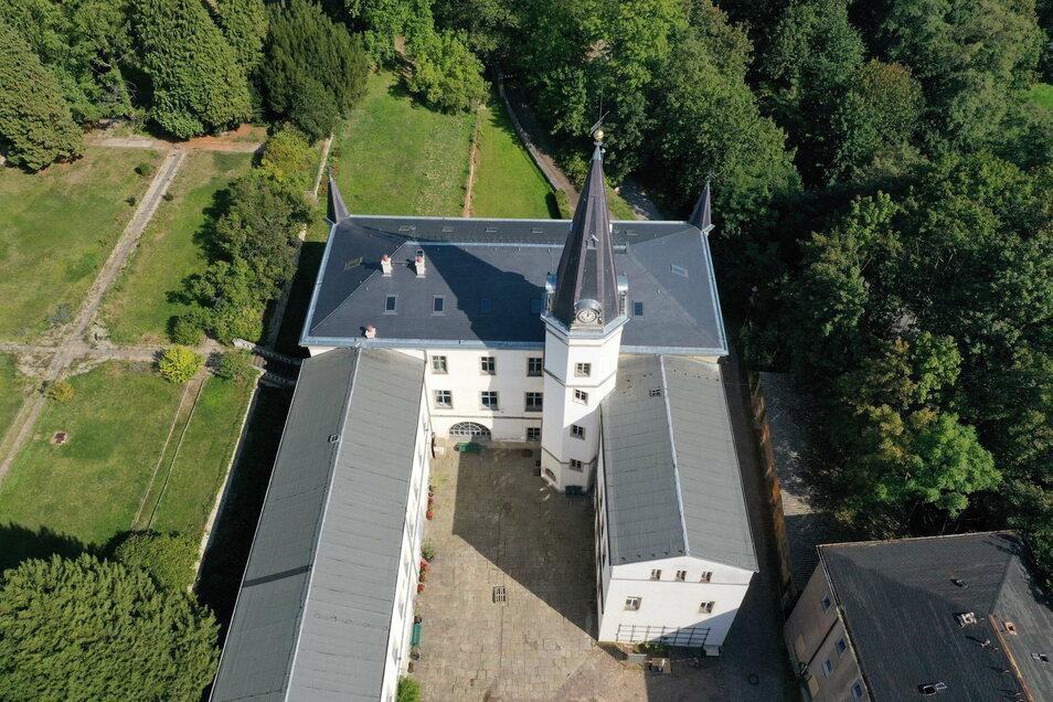 Im Frühling 2021 soll es auch im Schloss Nöthnitz wieder Veranstaltungen geben.
