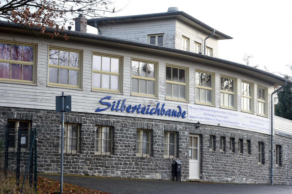Für die Silberteichbaude in Seifhennersdorf sucht die Stadt schon viele Jahre einen Pächter.