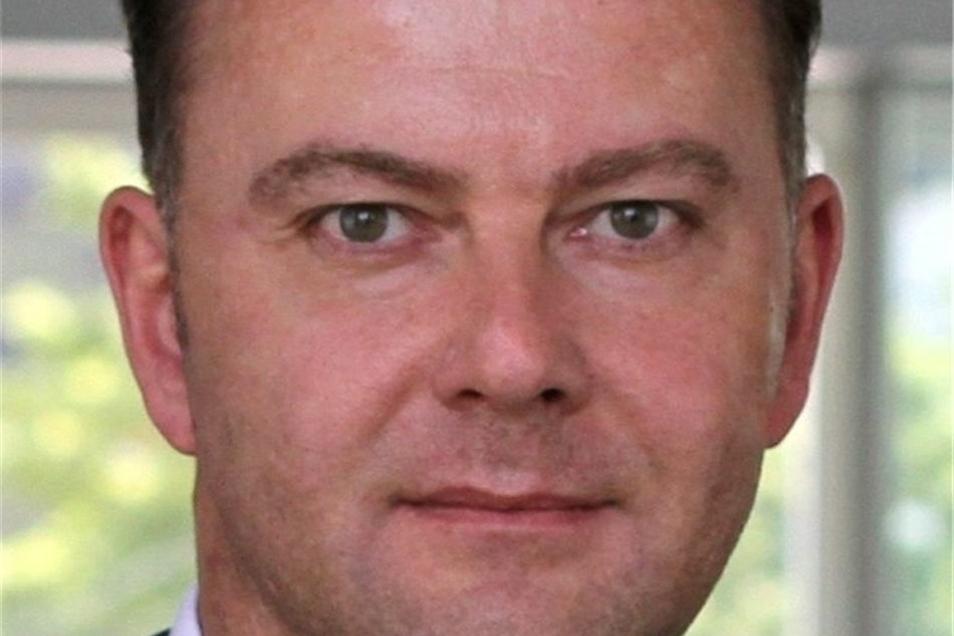 Lars Fiehler, Sprecher der IHK Dresden