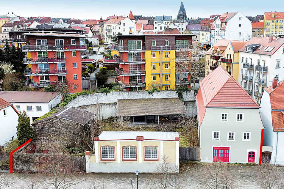 Denkmalg. Wohn- und Geschäftshaus in Riesa / Mindestgebot 125.000 Euro