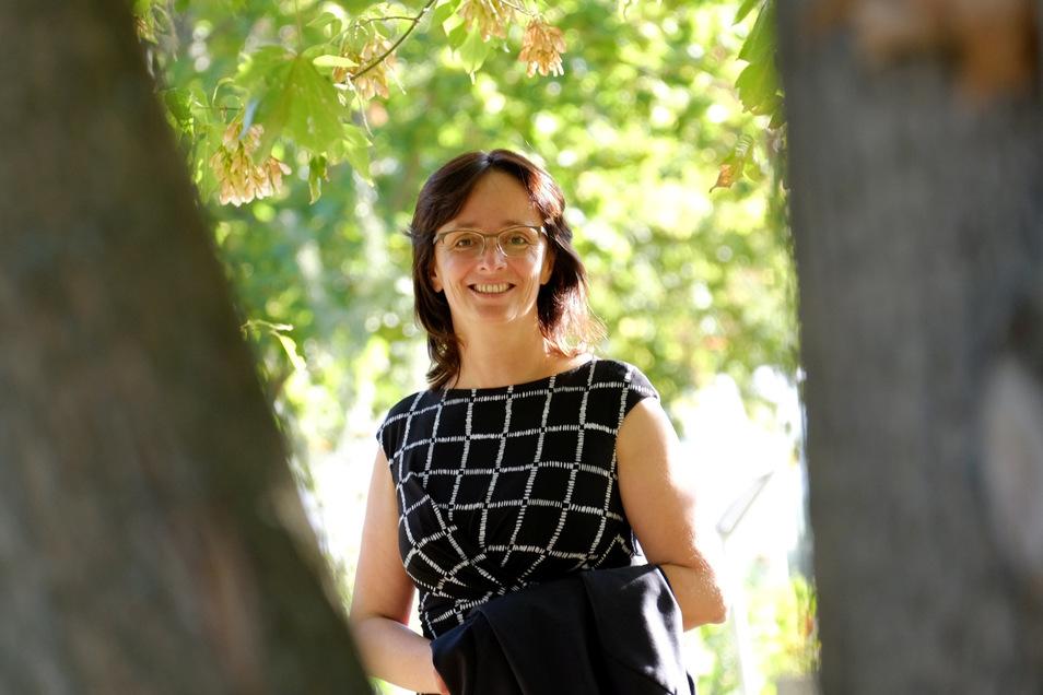 Wird sie die neue Landrätin? Janet Putz ist derzeit Stellvertreterin von Arndt Steinbach.